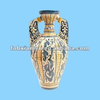 Antique Greek Ceramic Amphora Vase Buy Ceramic Amphora Vase