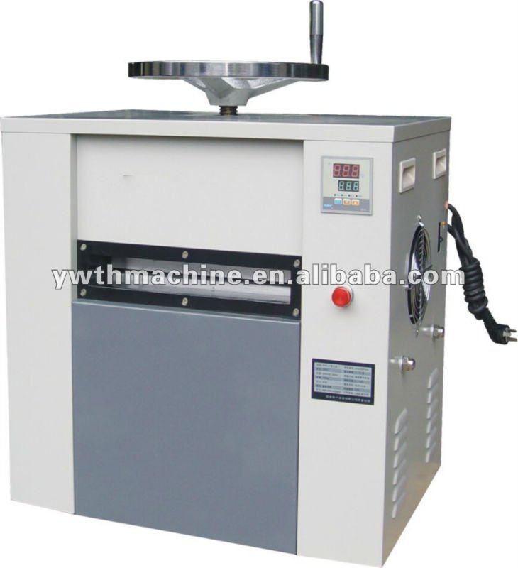 A4 Size Pvc Card Fusing Lamination Press Machine