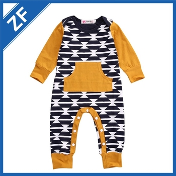 6a0a6be91b00 Newborn Winter Baby Boy Yellow Color Jumpsuit Kid s Clothing Romper