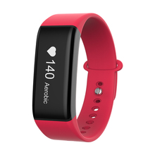 Waterproof Bluetooth Fitness Tracker With Heart Rate Monitor For Android And IOS