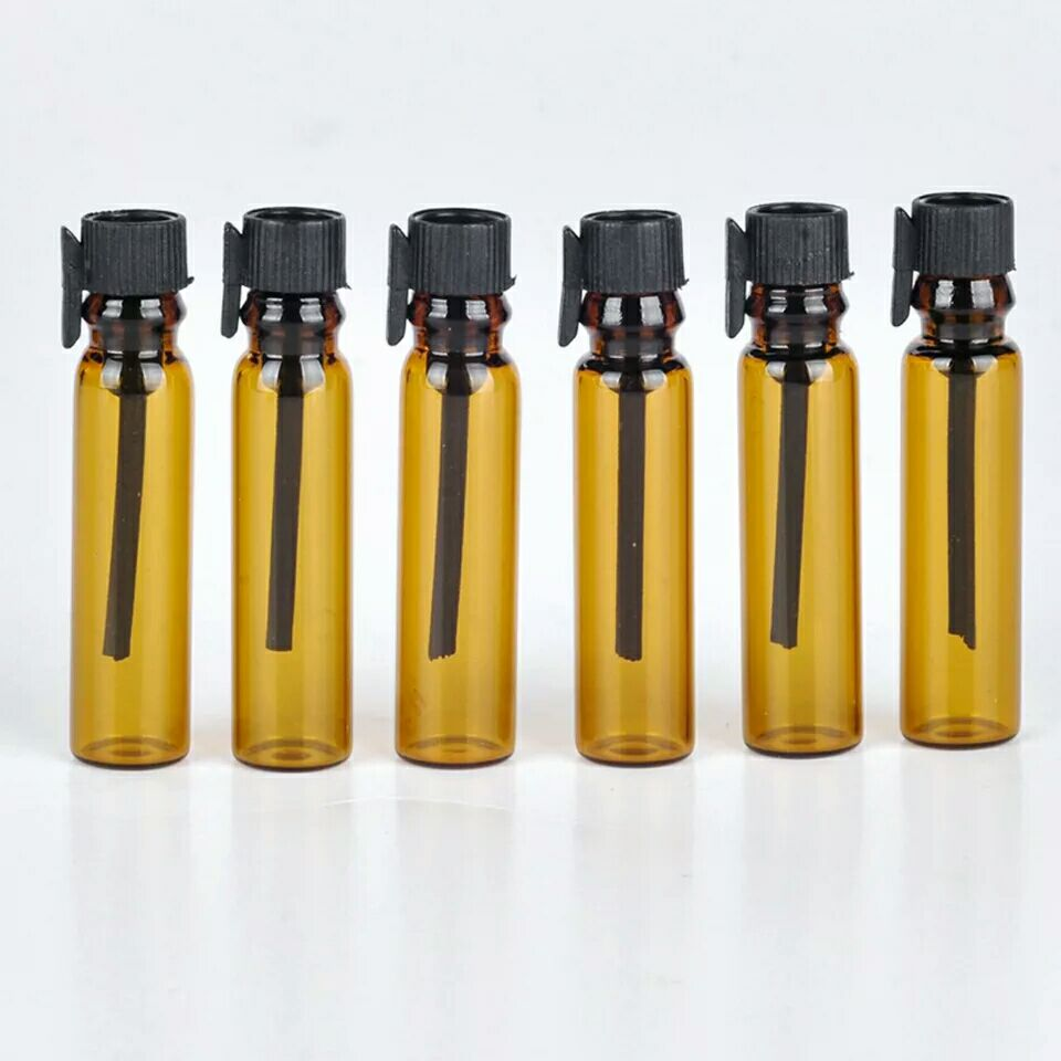 2ml 3ml 5ml Sample Perfume Vial,Tube Glass Vial/Bottle Wholesale