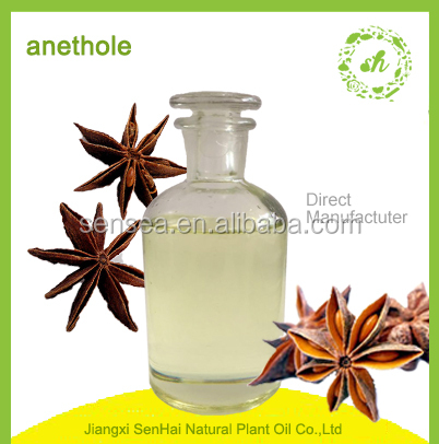 Free sample used in Flavour & Fragrance of 99% natural anethole