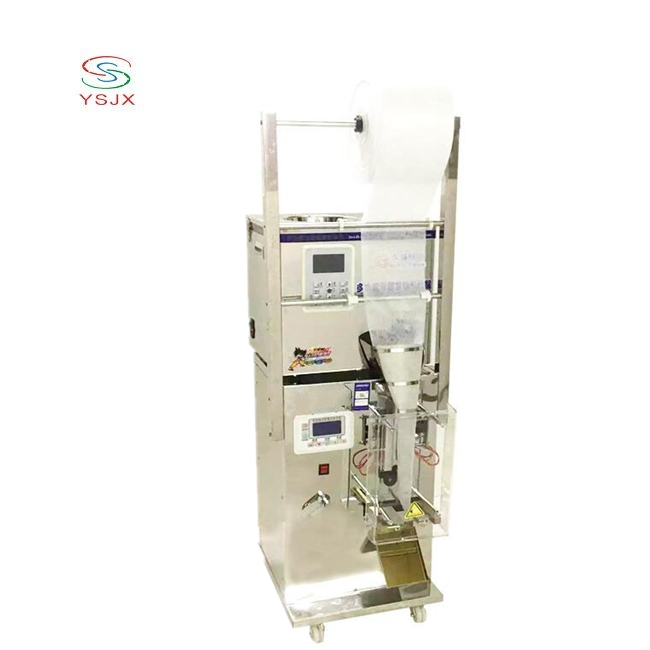 Automatic weight packing machine / snus packing machine for plastic bags