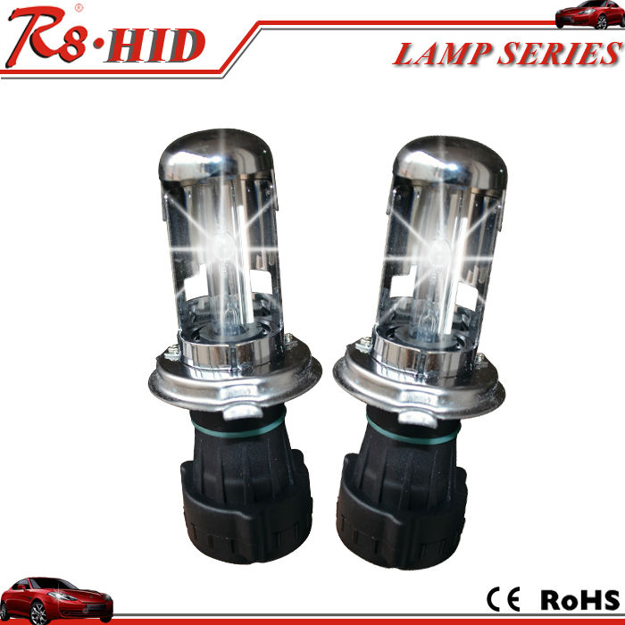12V35W/55W hid h4 h/l telescopic bi-xenon lamp hid bulb for hid xenon kit