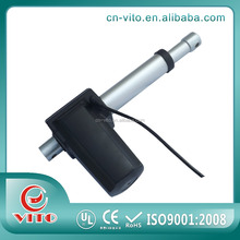 12V/24V electric linear driver for massage chairs