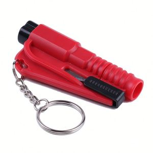 Mini Car Key ,JAbu emergency safety hammer car