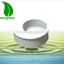 4214 PVC drainage fittings pvc reducers for drainage pipe fitting