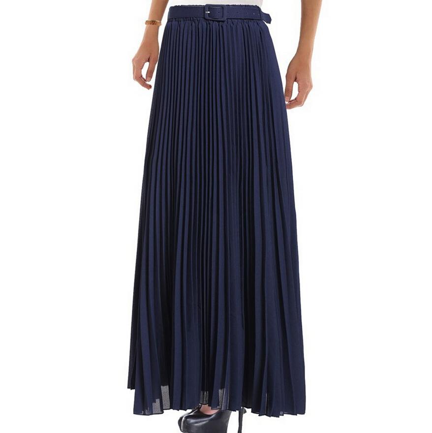 cea7b6643b34 Long Skirts On Women With Creative Style – playzoa.com