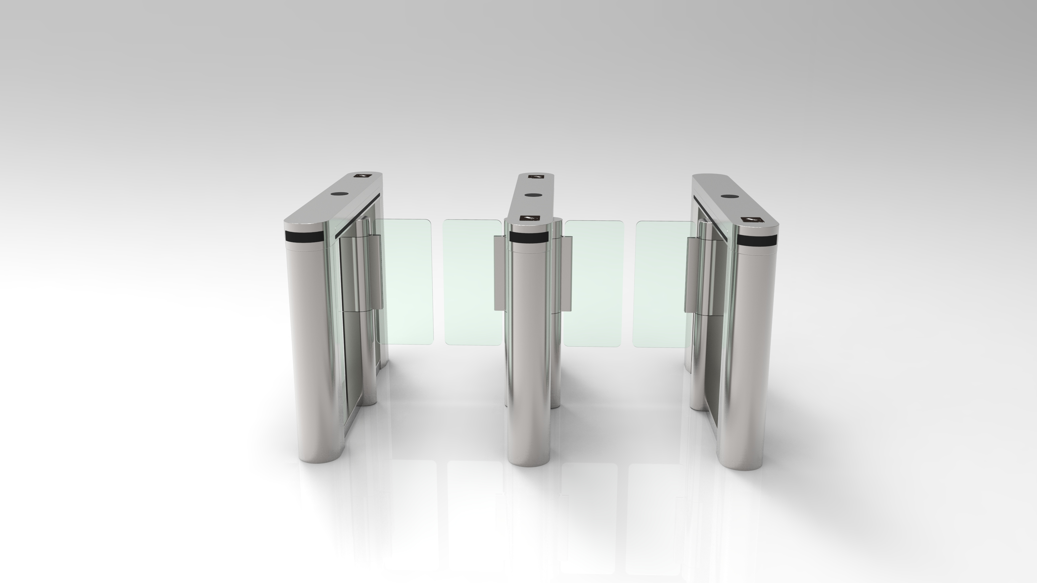 Gym/Commercial Hall/Museum Speed Gates for Entrance Access Management High Speed Gate