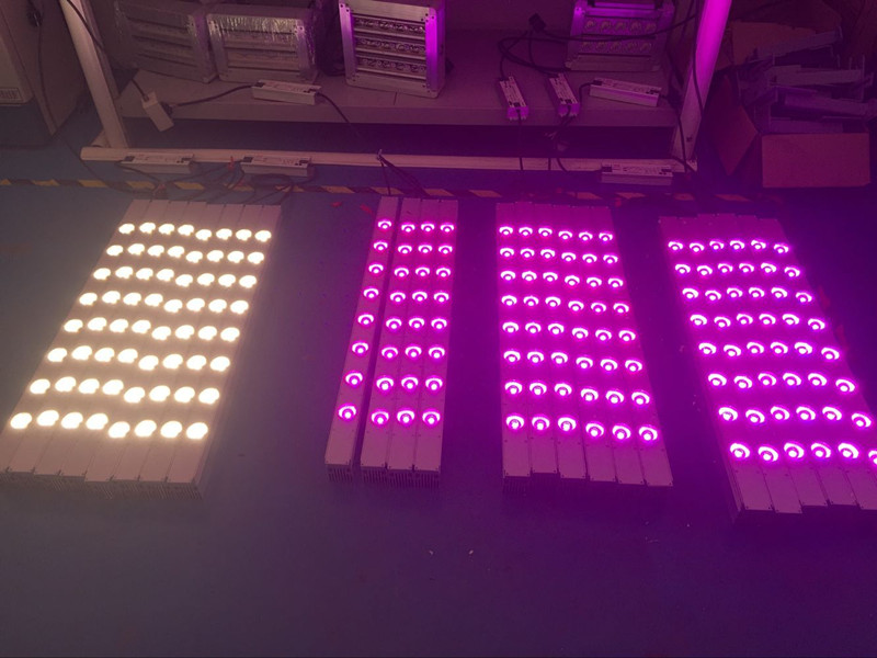 High-power indoor cultivation series 300w led grow light for medical plants