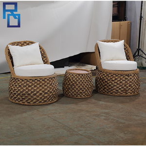 Luxury Rattan Outdoor/Indoor Modern Sofa Furniture