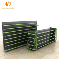Most popular Grocery Store shelf Supermarket Display Racks