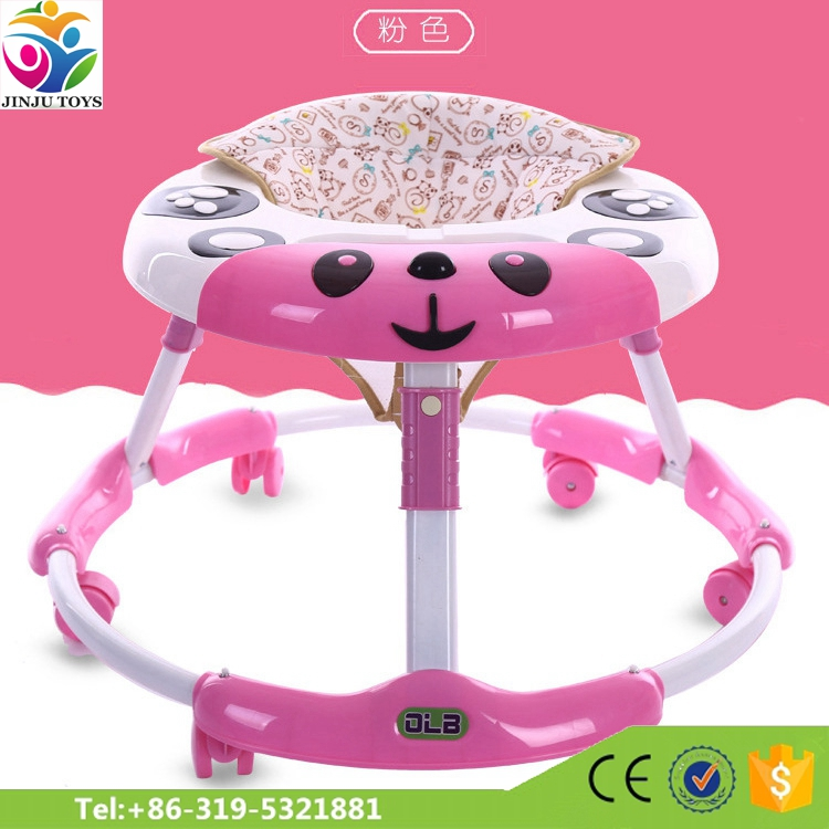 Competitive Price Electric Musical Box Rocking baby walker sale, Baby Walker Seat Pad