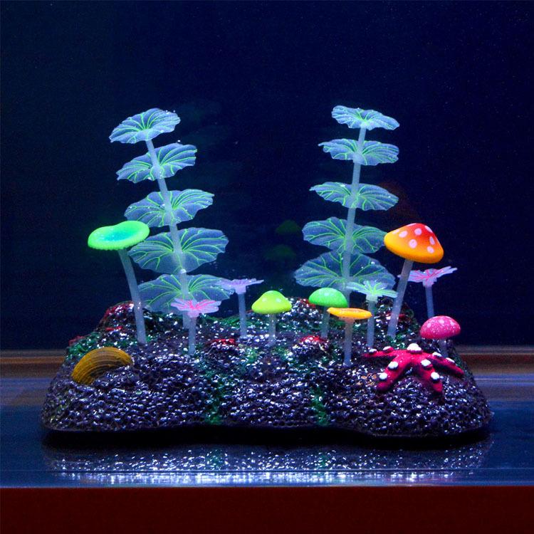 Artificial Coral Home Decor