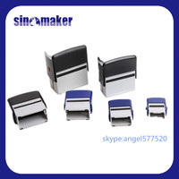 Office Plastic Funny Self-inking Stamp