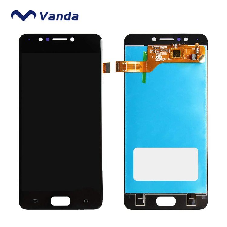 Vanda Replacement Brand New For Asus Mobile phones for Asus zenfone 4 Max ZB500TL X00KD lcd display