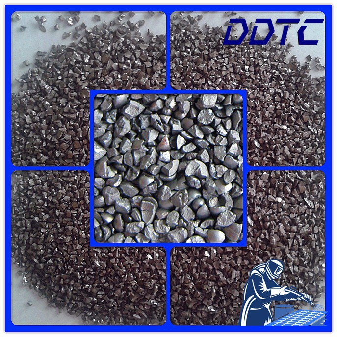 Longevity Sandblasting Material Steel Grit Price of Abrasive Blasting Mold Cleaning Grains for Europe Markets