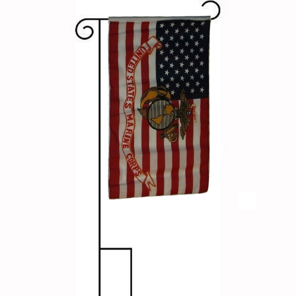 "12x18 12/""x18/"" Marines USMC Marine Corps EGA Globe Eagle Anchor Flag-ON SALE!"