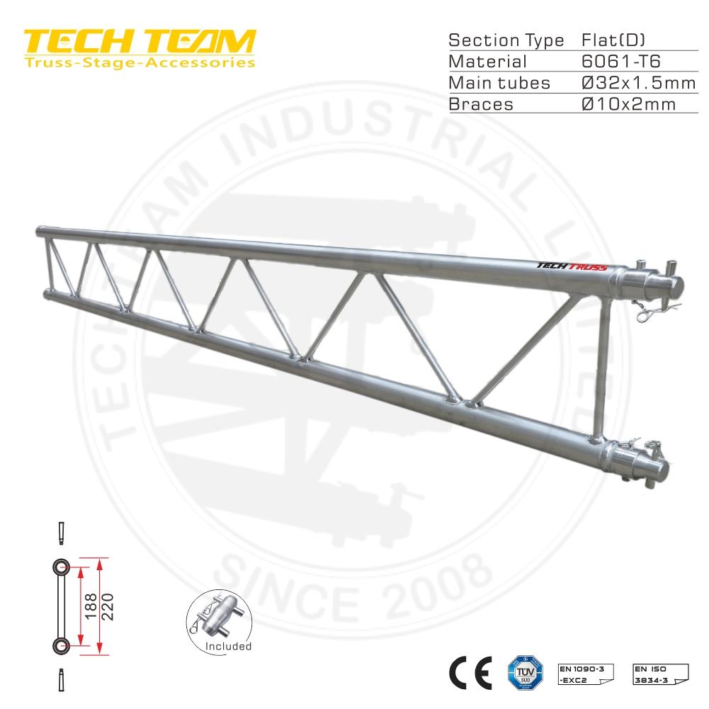 Aluminium Decorative Stage Truss Stand,Ladder Truss,Step Truss,Easy To  Assemble! - Buy Decorative Aluminium Truss,Step Truss,Ladder Truss Product  on