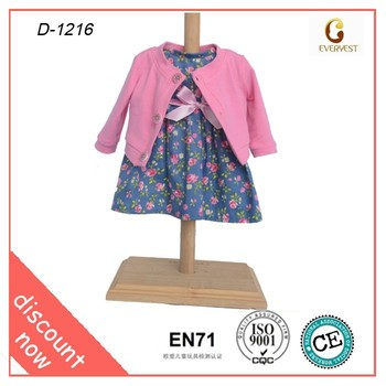 Princess Flower Girl Dress 18 Doll Clothes Patterns/american Girl ...