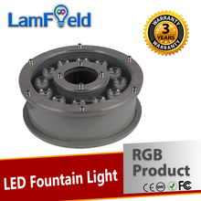 Hot Sale 12W RGB LED Underwater Lamp Fountain Light On DMX RF IR Control