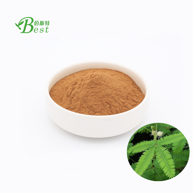 Hot selling natural mimosa hostilis root bark extract powder