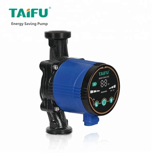 New design best price mini hot water temperature control small inline circulating water pump
