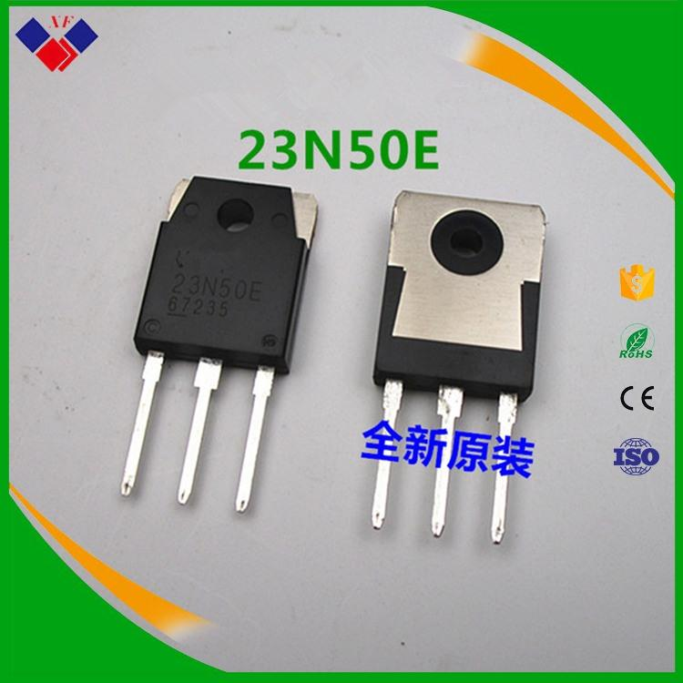 New Original Mosfet Transistors 23N50E TO-03P