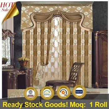 European Style Window Curtains Made In China Curtain Made In China ...