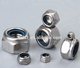 high quality professional stainless steel hex nylon lock nylock nut
