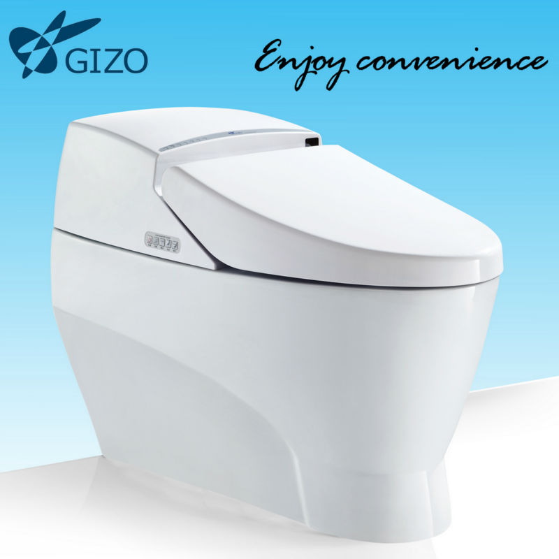 Gizo Smart Toilet Bout Floor Mounted S-trap Intelligent Electronic ... Alibaba Gizo Smart Toilet Bout Floor Mounted S-trap Intelligent Electronic Toilet - Buy Intelligent Electronic Toilet,Intelligent Electronic Toilet,Floor Mounted ...