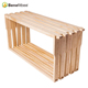 High Quality New Zealand Pine Full Depth Wooden Bee Frame Beehive Frame Hive Frame