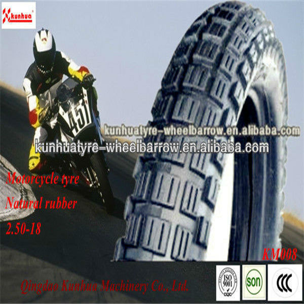 Motorcycle Cross Country Tyre 2.50-18,New Product for Motorcycle