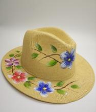 acf9089bc5e33 Catálogo de fabricantes de Pintado Sombrero De Paja de alta calidad y Pintado  Sombrero De Paja en Alibaba.com