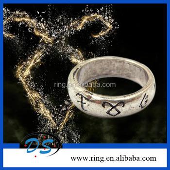 The Mortal Instruments City Of Bones Runes Ring Buy The Mortal
