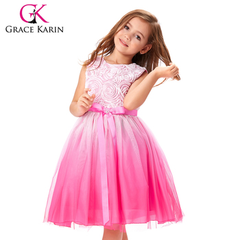 Rosette Dresses for Girls