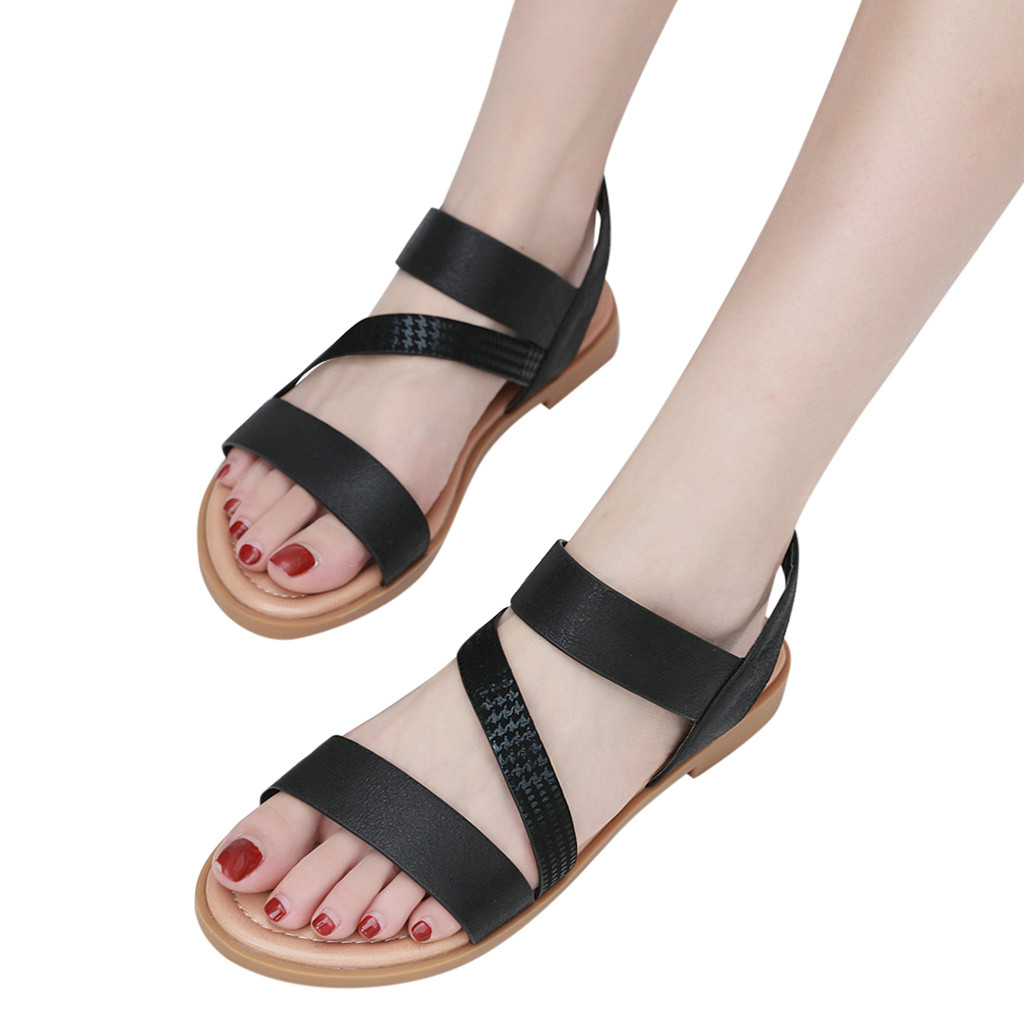 Hottest Flock Black Pink Sexy Peep Toe And Thin High Heel Wood Grain Cross-tied Desgin Fashion Women Sandals 10.5cm High Heel Shoes Women's Shoes