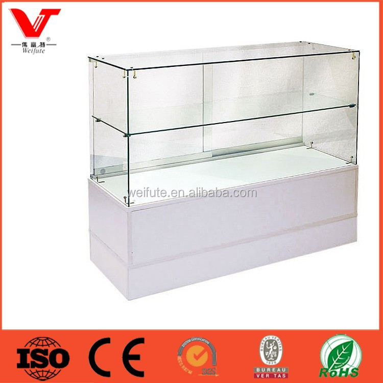Glas handy vitrine schmuck showroom designs vitrine