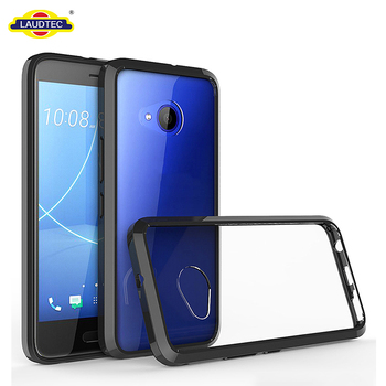 quality design 4d880 e6754 Clear Bumper Case For Htc U11 Life Tpu Pc Phone Case Cover - Buy For Htc  U11 Life Case,Phone Case For Htc U11 Life,Bumper Case For Htc U11 Life ...
