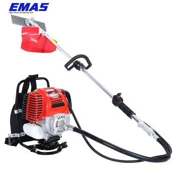 Emas 4- Stroke Backpack Garden And Grass Trimmy Machines Gx35 Brush Cutter  - Buy Gx35 Brush Cutter,4 Stroke Grass Trimmer,Chinese Brush Cutter Product