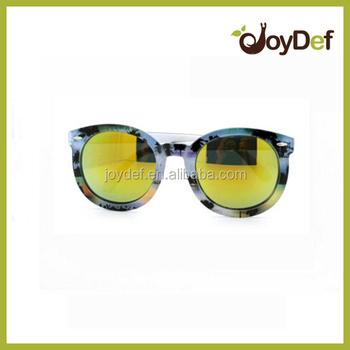 Promozione occhiali da sole occhi di gatto lenti a - Occhiali lenti colorate a specchio ...