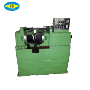 FR-50 Bolt screw thread rolling making machine with factory price