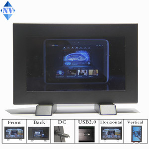 Best selling products dual sided lcd display kiosk best price