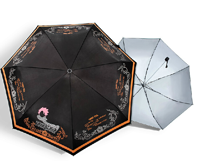 В японский аниме зонтики изображение задняя часть солнца зонтик отражающий дизайн