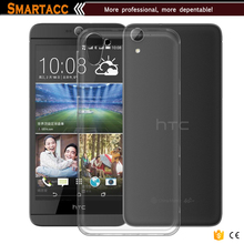 Ultra Thin Transparent Soft Gel Silicone Case For HTC Desire 826