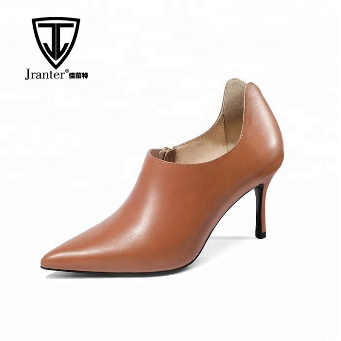 Dress Toe Pointed High Classic Formal Pump Stiletto Office Women Heel nw8pxwaU