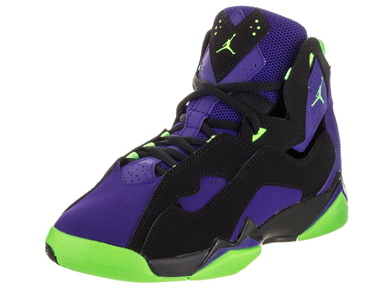 sale retailer ba5c2 c3a31 Get Quotations · Nike Jordan Kids Jordan True Flight Bg Basketball Shoe