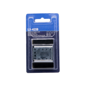 3.7V Replacement Battery Pack LI-40B LI-42B for Olympus FE-230