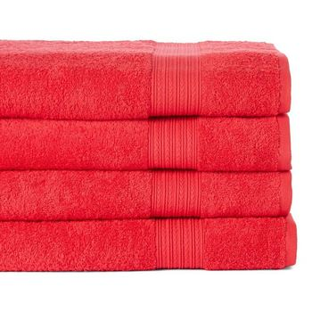 cheap 100 cotton Soft and Super Absorbent hotel bath towels set 5 star
