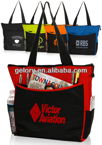 Wholesale Bulk Cheap Advertising Carry All Tote Bags